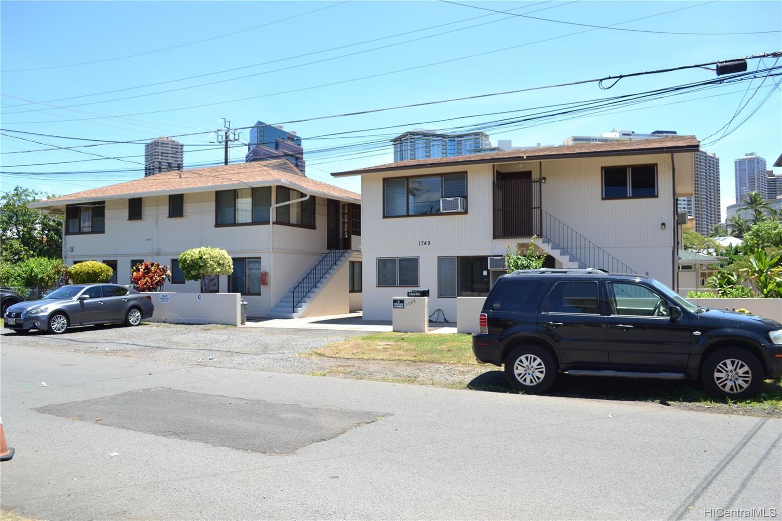 1749 Lime Street, Honolulu HI 96826 - MLS #201922876 - Honolulu Real
