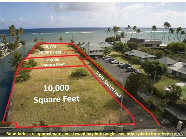 5295 kalanianaole highway unit 2 honolulu 96821 mls for Calculating usable square footage