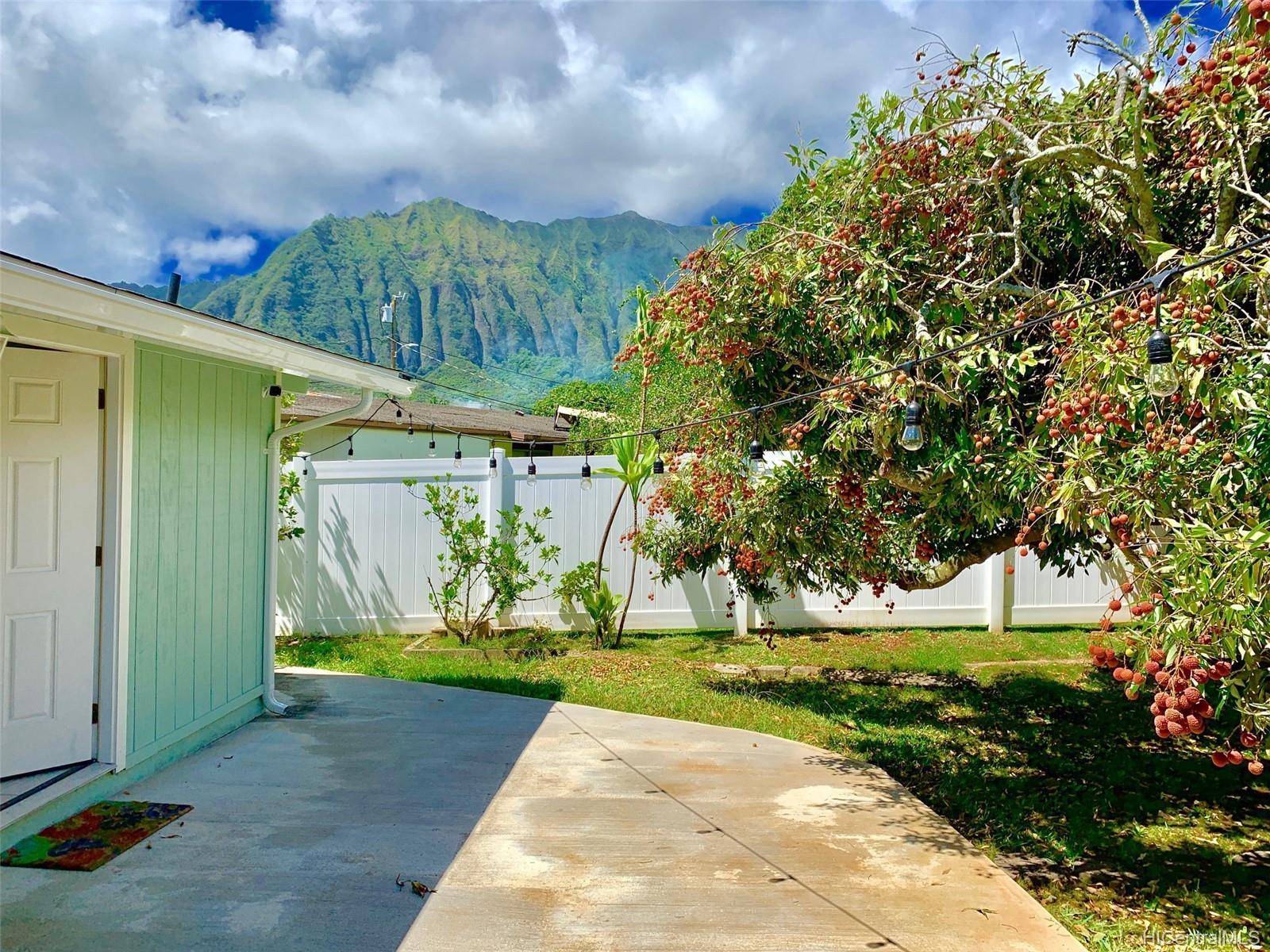 41-1633 Humuka Loop, Waimanalo HI 96795 - MLS #201918991 - Honolulu