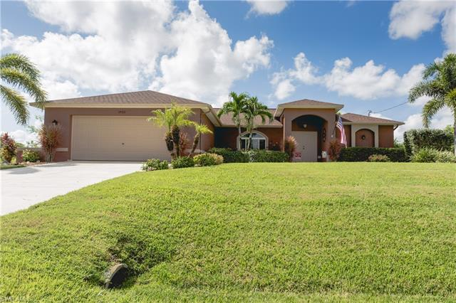 Northeast Cape Coral Fresh Water Homes