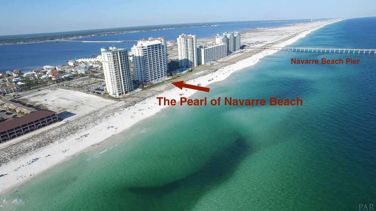 8499 Gulf Blvd Unit 1205 Navarre Fl 32566 Property Listing 510100 Pearl Of Beach