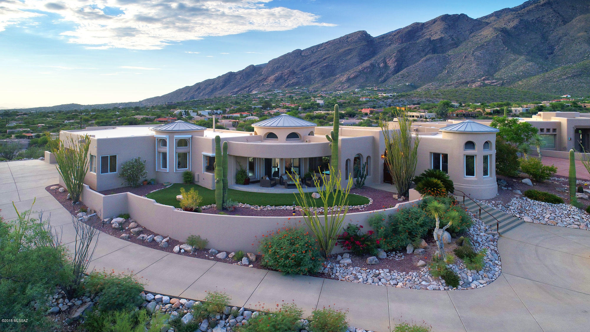 Tucson Homes on 1+ Acres Real Estate for Sale