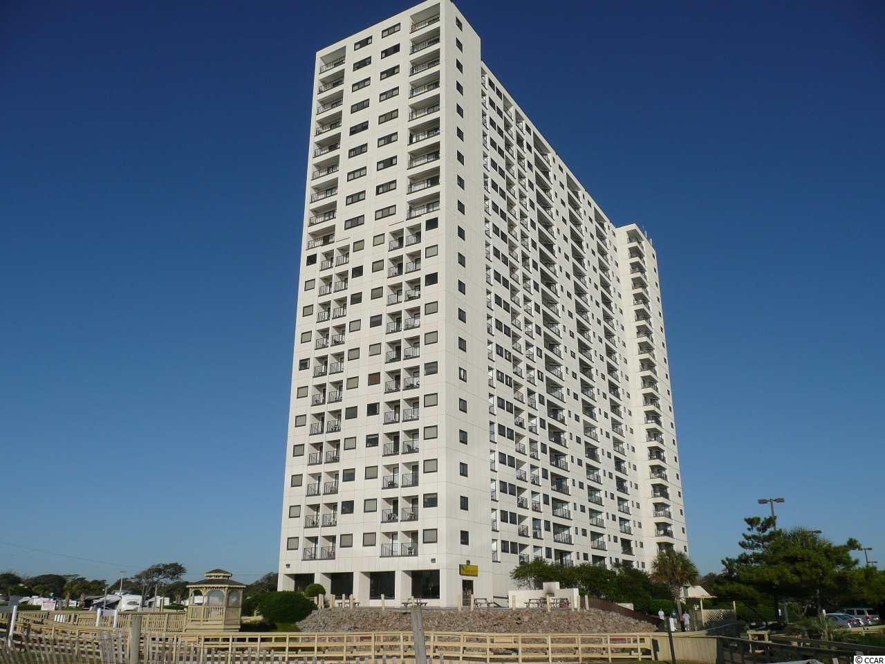 Unit 1615 C Myrtle Beach Renaissance Tower Property For
