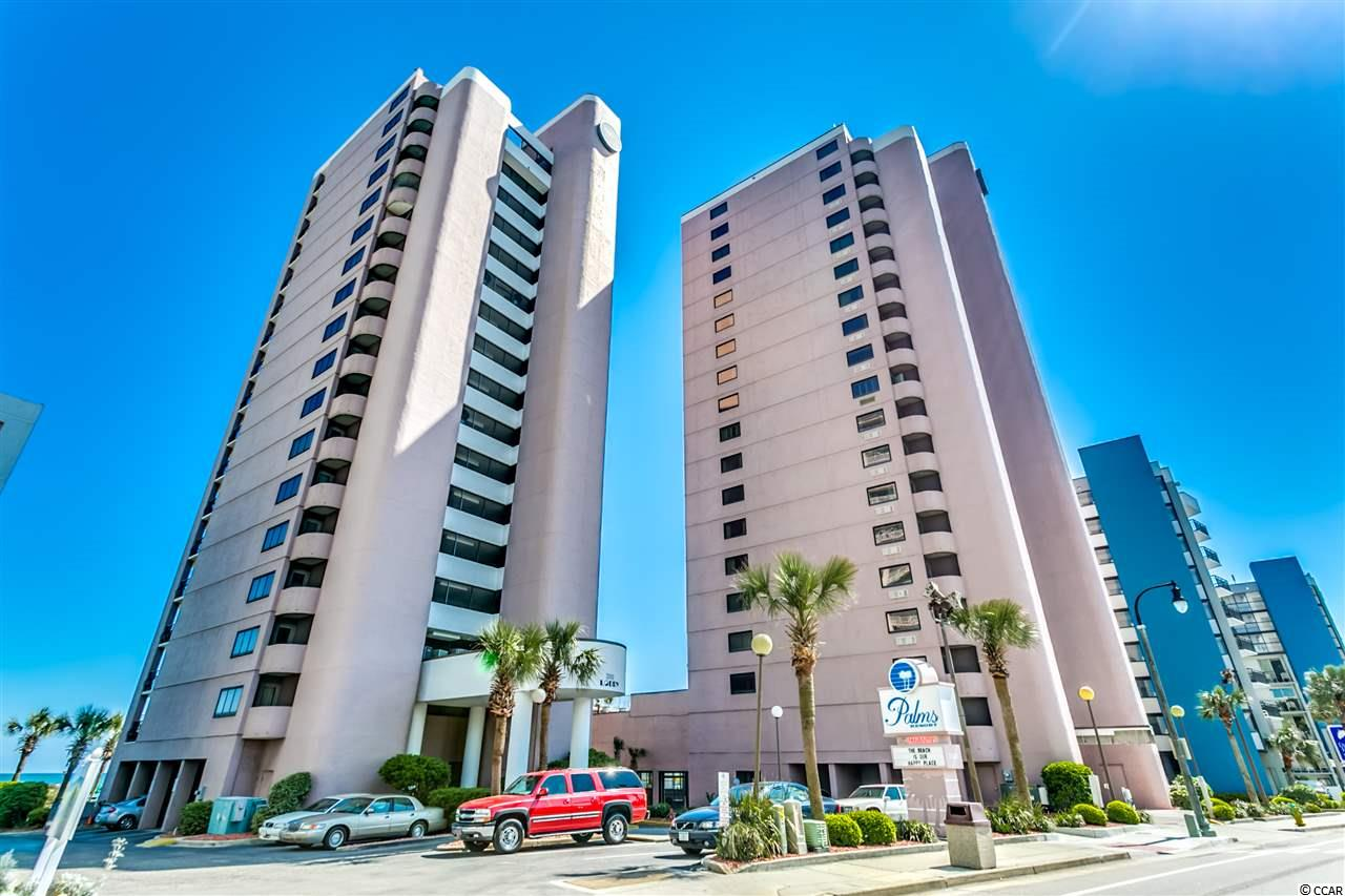 Mls 1709991 2500 N Ocean Blvd Unit 802 Myrtle Beach The Palms Property For