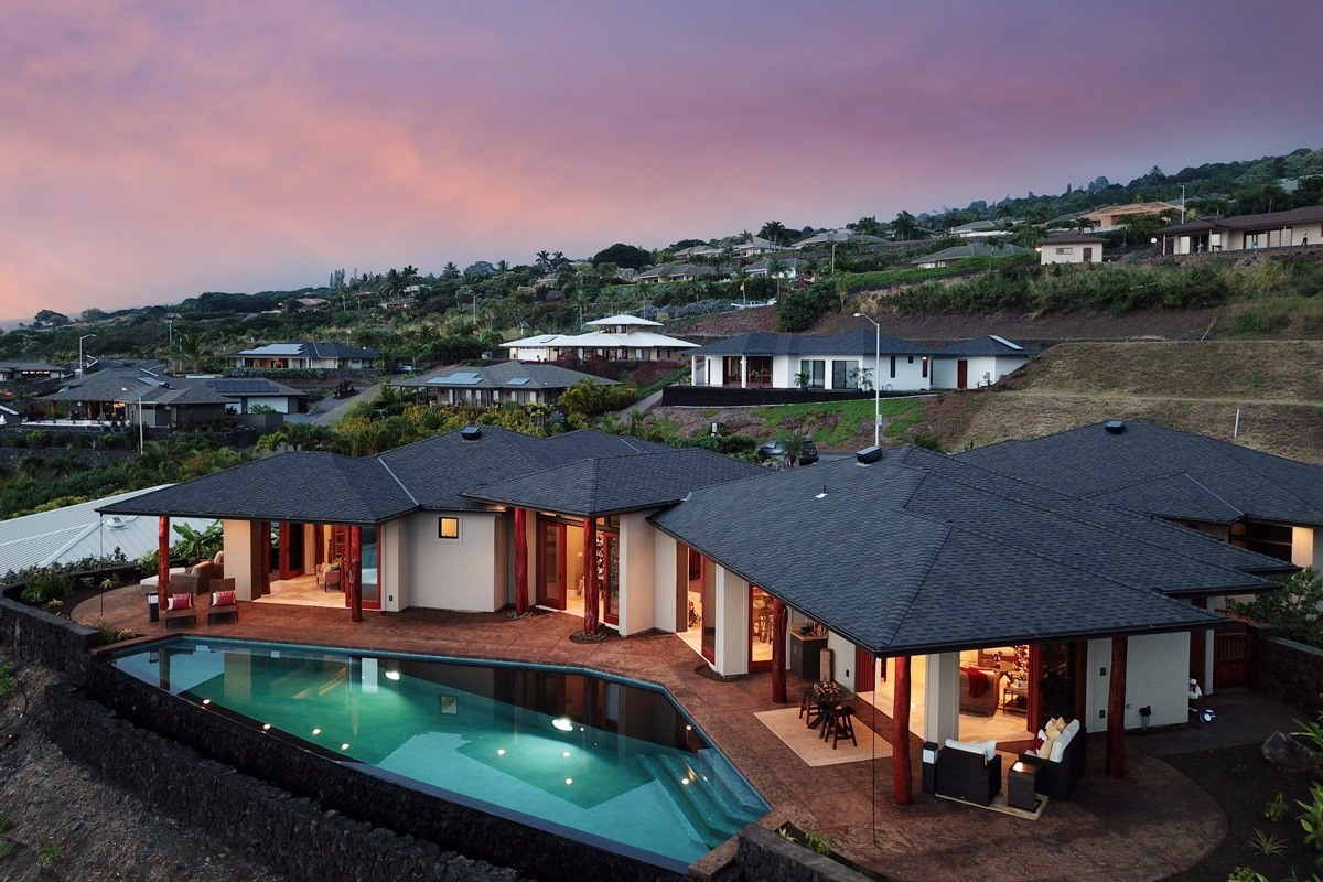 Extravagant Kona Residence Located In Hawaii | Homeslook.info
