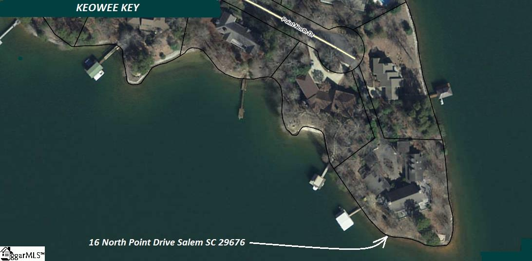 Lake Keowee Real Estate - The Cliffs