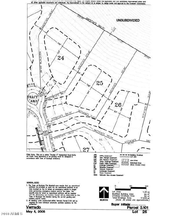 3179 N Mountain Side Loop Unit 25 Buckeye 85396